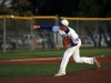 Throwing the pitch