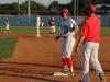 At first base