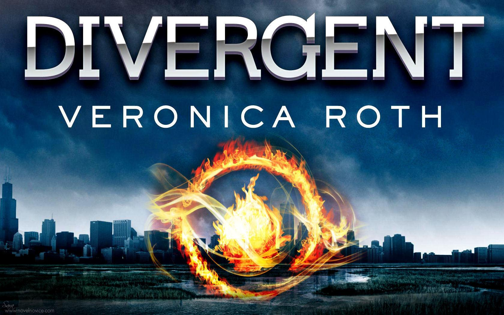 book review divergent Divergent is veronica roth's debut novel, and the latest entry in a long  thea  james is half of the maniacal book review duo behind the book.
