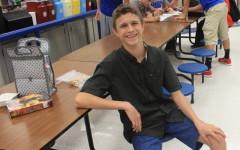 Student Spotlight Q&A: Jordan Bird