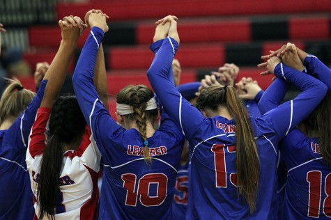 Lady Lions Volleyball Season Summary