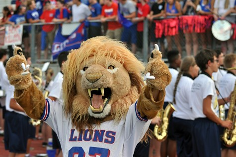 You Know You're a Lion If….