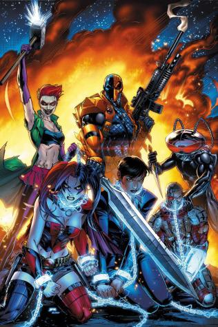 Warner Bros., DC Release Cast List of Suicide Squad
