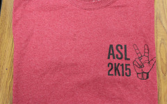 ASL T-shirts