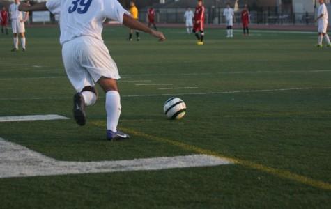 Boys' JV Soccer Takes On Eastview