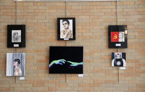 New art gallery showcases student creativity
