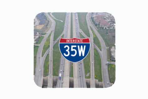 I-35 bridge collapses