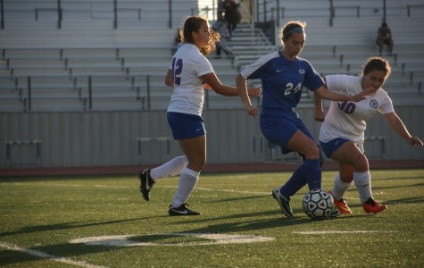 Girls soccer battles Georgetown