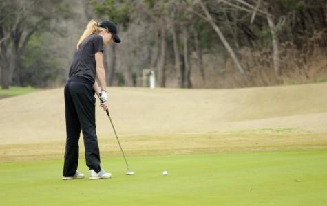 Golf nears district