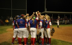 Softball defeats Dripping Springs in Overtime