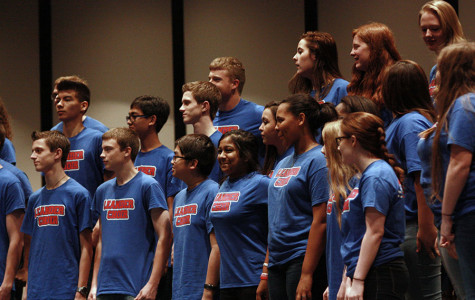 Choir springs out with upcoming performances