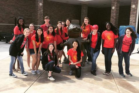 SNHS participates in student forum