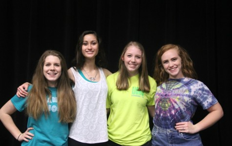 All female officers elected to run Troupe 5232