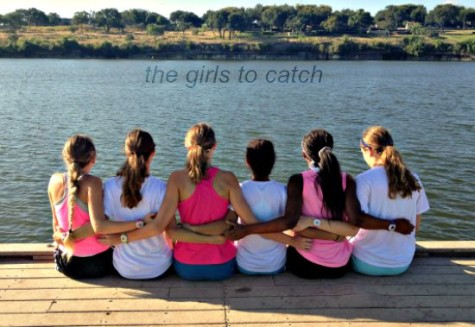 The girls to catch