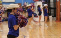 Blue Belles begin new year with 'Metamorphosis'