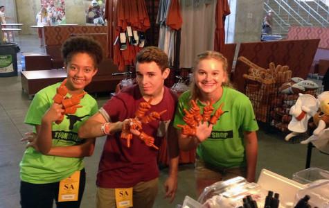 Theatre troupe earns money through volunteer work with UT