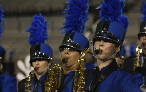 Band brings home the gold