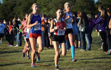 Crone races past own school record