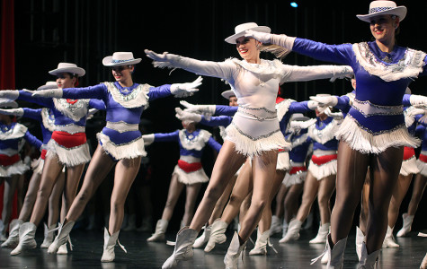 One stage, five teams, iDance
