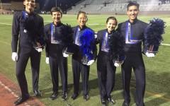 Drum majors play major roles