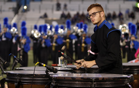 Band places third in UIL State Marching Competition