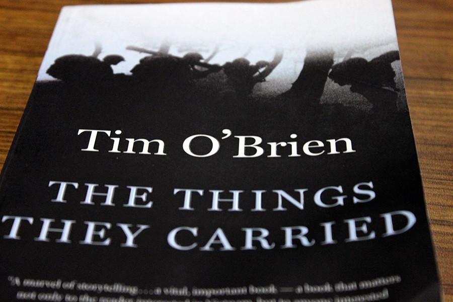 an analysis of the things they A list of all the characters in the things they carried the the things they carried characters covered read an in-depth analysis of tim o 'brien jimmy.