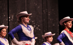 Blue Belles celebrate Christmas with performance