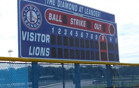 Baseball gets new scoreboard