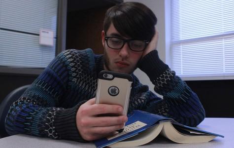 Decline in reading