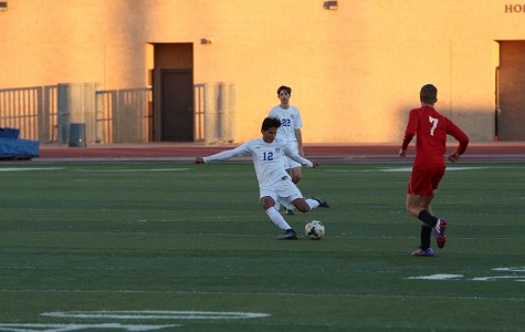 JV boys' soccer defeats Vandegrift