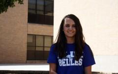 Ilina Bozhkova wins sophomore of the year
