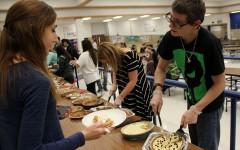 C-Squared hosts annual Peace Through Pie