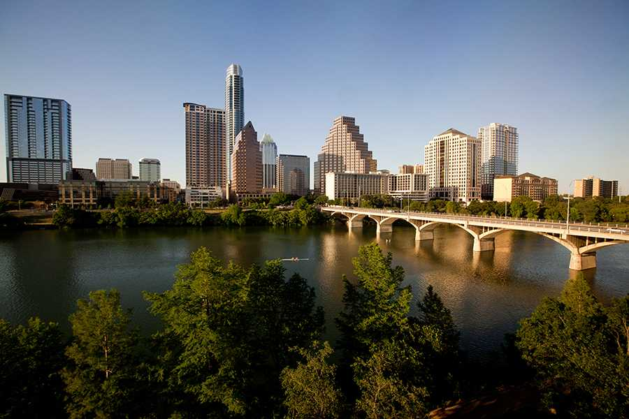 The event is held in downtown Austin. It has been held in Austin every year.