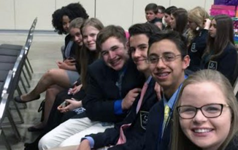 DECA attends state conference