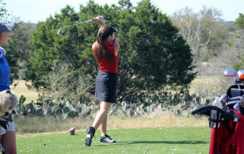 Girls' golf team finishes third in tournament