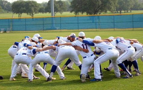 Baseball ends season against Cedar Park