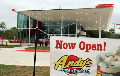Ice cream parlor review: Andy's