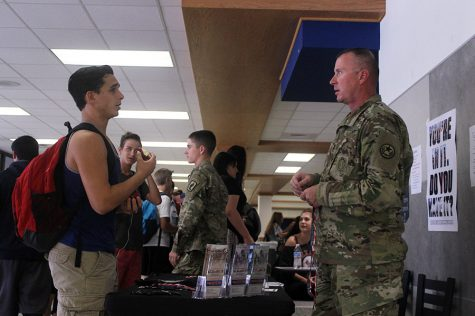 Recruiting and serving