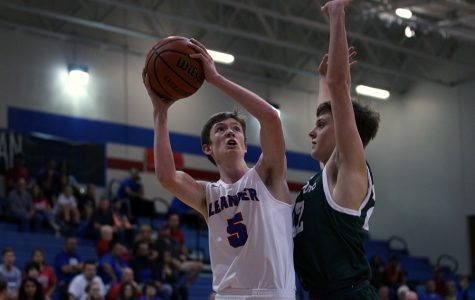 Lions end streak with win against Lobos