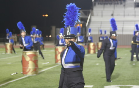 Band Ranks Third in Lonestar Marching Competition