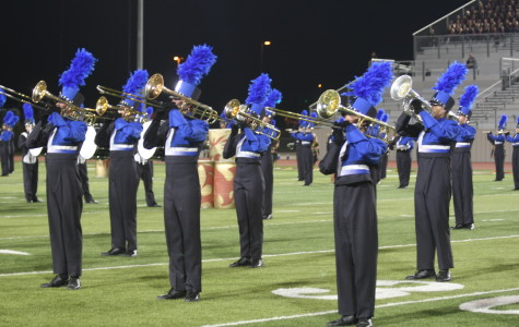 Band to Perform at Vista Ridge Marching Competition