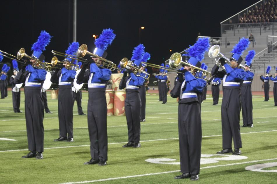 Band+to+Perform+at+Vista+Ridge+Marching+Competition
