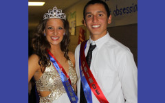 Chavez and Spry Win Homecoming King and Queen