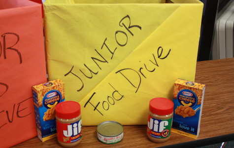 Holiday Food Drive – Battle of the Classes!