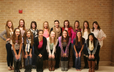 Congrats to the Baby Belles of 2013-2014