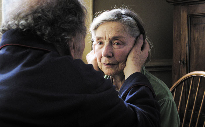 Oscar Preview Movie Review: Amour