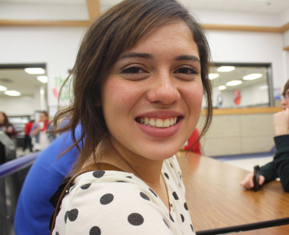 Student+Spotlight%3A+Jessica+Rodriguez+is+a+%22Busy+Bee%22
