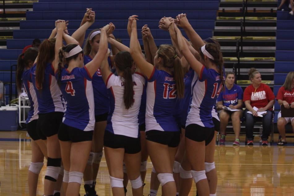 Volleyball takes care of business against Round Rock ISD schools
