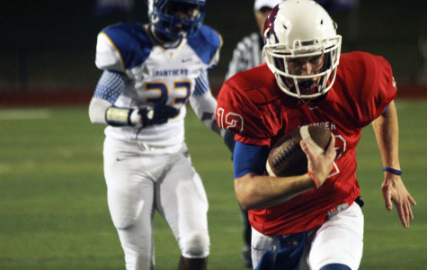 Seeing Red: Lions dominate both sides of the ball against Pflugerville