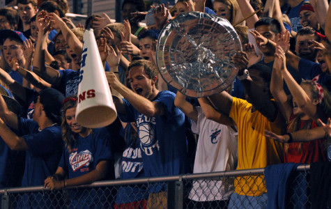 Who Will Bring the Noise? Let's Pack the Student Section this Friday vs. Rouse